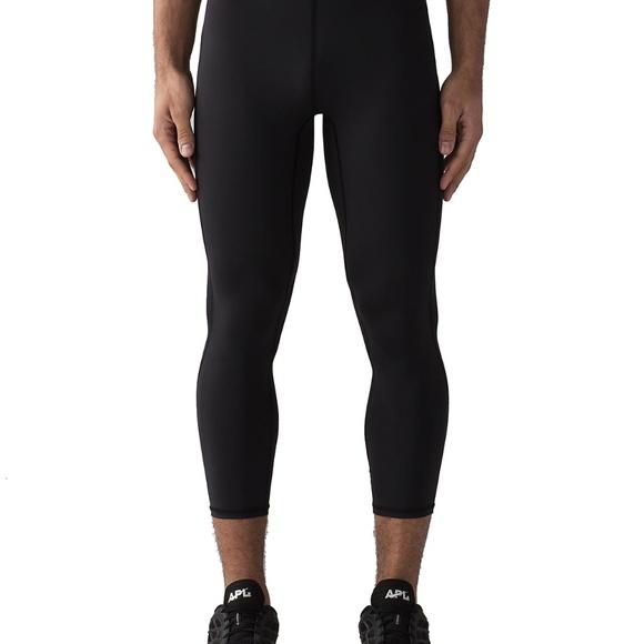 12f4cd464982d lululemon athletica Pants | Lululemon Mens Surge Light 34 Tight Pant ...